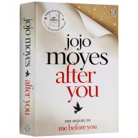 英版 After You 你转身之后 英文原版小说 遇见你之前续集 Jojo Moyes 青少年读物 英文版原版书籍 正