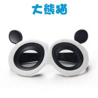 卡通3d眼镜儿童宝宝电影院专用Reald不闪式圆偏光偏振3D电视通用