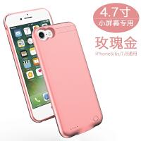 苹果背夹充电宝iphone7背夹式6s电池X一体8x手机壳XsMax无线充电器头XR超薄