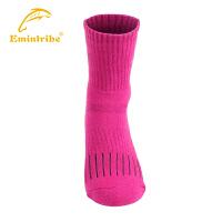 渔民部落 户外男女时尚保暖透气袜子 加厚防臭耐磨不起球运动袜子-DD825201
