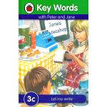 Key Words: 3c Let me write 关键词3c:我来写 ISBN 9781409301196