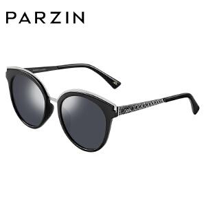 帕森偏光太阳镜 女性优雅风时尚潮复古墨镜开车驾驶镜 9882