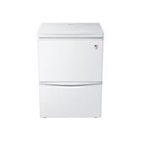 【当当自营】Haier 海尔 LW-120HCD 立式小冰柜上冷藏冷冻转换下冷冻 立卧式冷柜