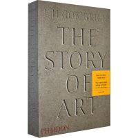 The Story of Art 艺术的故事英文原版 贡布里希 进口原版画册 艺术史