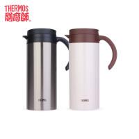 膳魔师真空不锈钢保温壶保温瓶1300mL热水瓶大容量保温杯咖啡壶TCHV-1300
