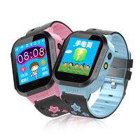 儿童电话手表智能手环男女孩防水触摸屏拍照通话学生电话手表