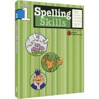 Harcourt Family Learning - Spelling Skills Grade 1 哈考特家庭辅导拼写