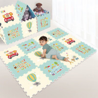 宝宝爬行垫加厚婴儿爬爬垫拼接泡沫儿童地垫客厅家用P3拼接地垫