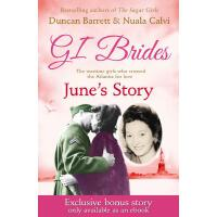 GI BRIDES �C June's Story:Exclusive Bonus Ebook