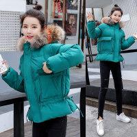 棉衣女短款2018冬季新款时尚韩版羽绒冬天百搭小棉袄加厚外套
