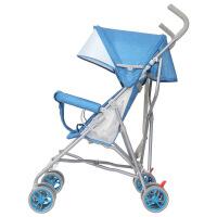 呵宝婴儿推车超轻便携可坐可半躺儿童避震手推车夏季可折叠宝宝车