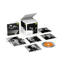 现货 进口CD 布列兹指挥二十世纪作品大全集 44CD