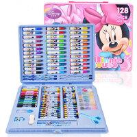 迪士尼小学生益智绘画文具礼盒套装节日礼品男女儿童学习用品文具