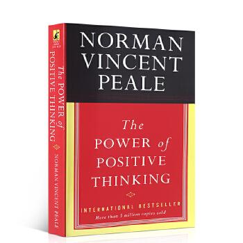 英文原版 The Power of Positive Thinking 积极思考就是力量 进口原版英语书籍 全英文版