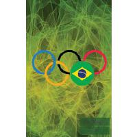 【预订】Rio Olympics 2016: Rio Olympic 2016 Journal, Notebook,