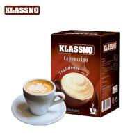 马来西亚进口 卡司诺 KLASSNO 卡布奇诺即溶咖啡金装150g/原味120g/爱尔兰150g 咖啡 *2盒