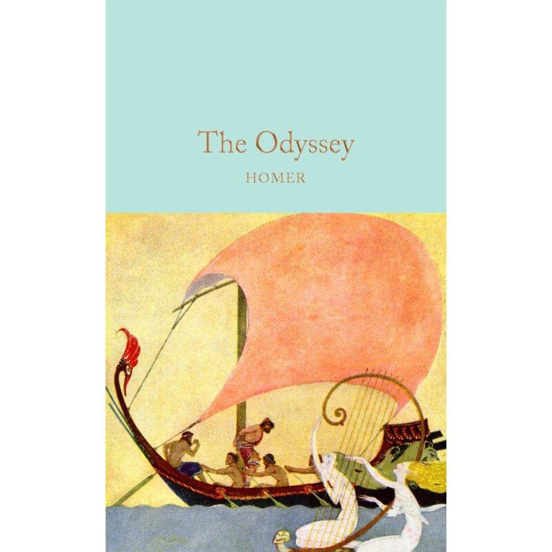 The Odyssey( 货号:9781909621459)