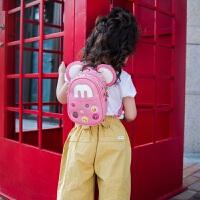 韩版小孩双肩出游儿童背包男女幼儿园米奇宝宝旅行1-3-4岁斜挎包潮
