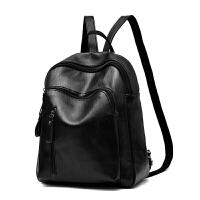 时尚双肩包女韩版书包休闲女士背包简约旅行小包包