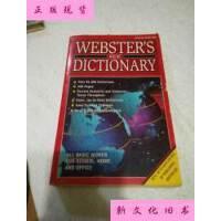 【二手旧书9成新】WEBSTERS NEW DICTIONARY(韦氏新词典) /WEBS