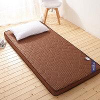 榻榻米床垫09大学生宿舍单人床褥子12米上下铺加厚海绵垫被夏1【】