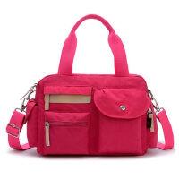 帆布包女包手提包单肩包斜挎包休闲尼龙牛津布女士包小包包