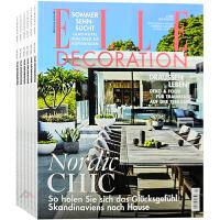 德国ELLE DECORATION杂志 订阅2020年 E48 住宅别墅 家居空间 室内装饰设计杂志