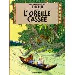 法语原版 丁丁历险记 破损的耳朵 Tintin - Tome 6 Petit format : L'oreille c