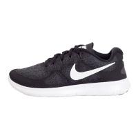 Nike耐克女鞋 FREE RN飞线运动休闲跑步鞋 880840-001 现