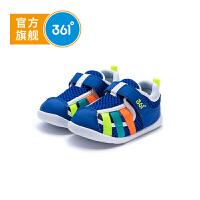 【夏清仓抢购价:69】【商城同款】 361度童鞋 男童幼童鞋 2021年夏季儿童软底幼童鞋走路鞋