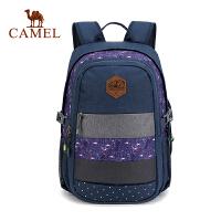 camel骆驼户外双肩包 20L男女通用耐磨徒步登山出游背包