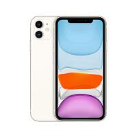 Apple iPhone 11 (A2223) 128GB 白色 移动联通电信4G手机