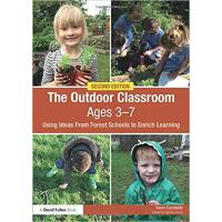 【预订】The Outdoor Classroom Ages 3-7 9781138227989