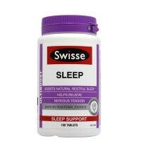 保税区直发 澳大利亚Swisse 100%纯草本精华改善睡眠片100粒