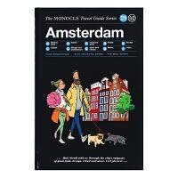现货 Amsterdam: The Monocle Travel Guide Series 阿姆斯特丹 城市旅行指南