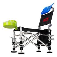 钓椅钓鱼椅折叠钓鱼椅子多功能钓鱼凳子便携台钓椅