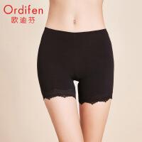 【2件3.5折到手价:59】欧迪芬女式内裤2020年春夏新品中腰舒适柔软平角安全裤XL0101