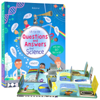 Usborne Questions and Answers about Science 问与答之科学 探索互动翻翻书