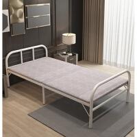甜梦莱折叠床单人午休办公室午睡简易便携家用陪护床出租屋木板铁床