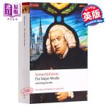 【中商原版】塞缪尔・约翰逊主要作品(牛津世界经典系列)英文原版 The Major Works (Oxford Wor
