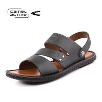 骆驼动感(camel active)男鞋夏季凉鞋男士百搭休闲凉鞋沙滩鞋