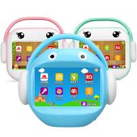 正品名校堂早教机可充电下载R5儿童故事机触摸屏智能卡拉ok7寸