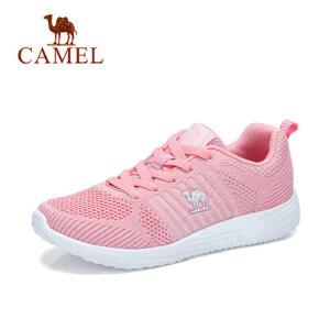 Camel 骆驼运动鞋ins女鞋2018春夏新款轻便透气休闲鞋韩版百搭网面单鞋