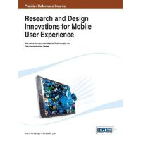 【预订】Research and Design Innovations for Mobile User Experien