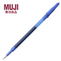 无印良品丨按压胶墨中性笔芯丨六角替芯 水笔芯丨�ㄠ�芯
