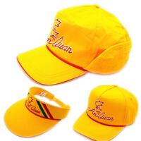 小黄帽 北京教委指定小学生安全小黄帽 带荧光 夏季款小黄帽