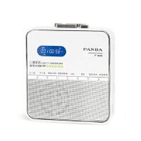 熊猫(PANDA) F-390语言复读机 MP3播放器u盘播放机FM收音机 白