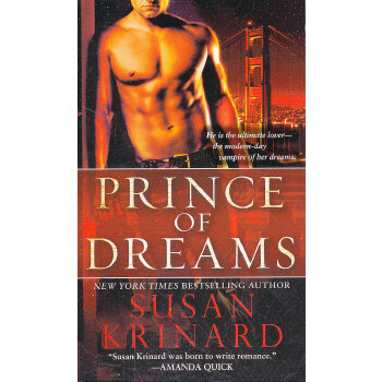 PRINCE OF DREAMS(ISBN=9780553567762) 英文原版