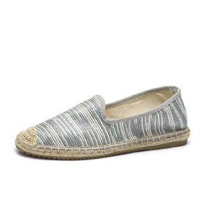 骆驼女鞋夏季帆布鞋单鞋韩版休闲学生鞋女玛丽鞋乐福鞋