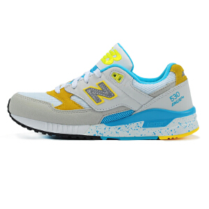 New Balance NB 女鞋复古运动休闲跑步鞋W530PSB